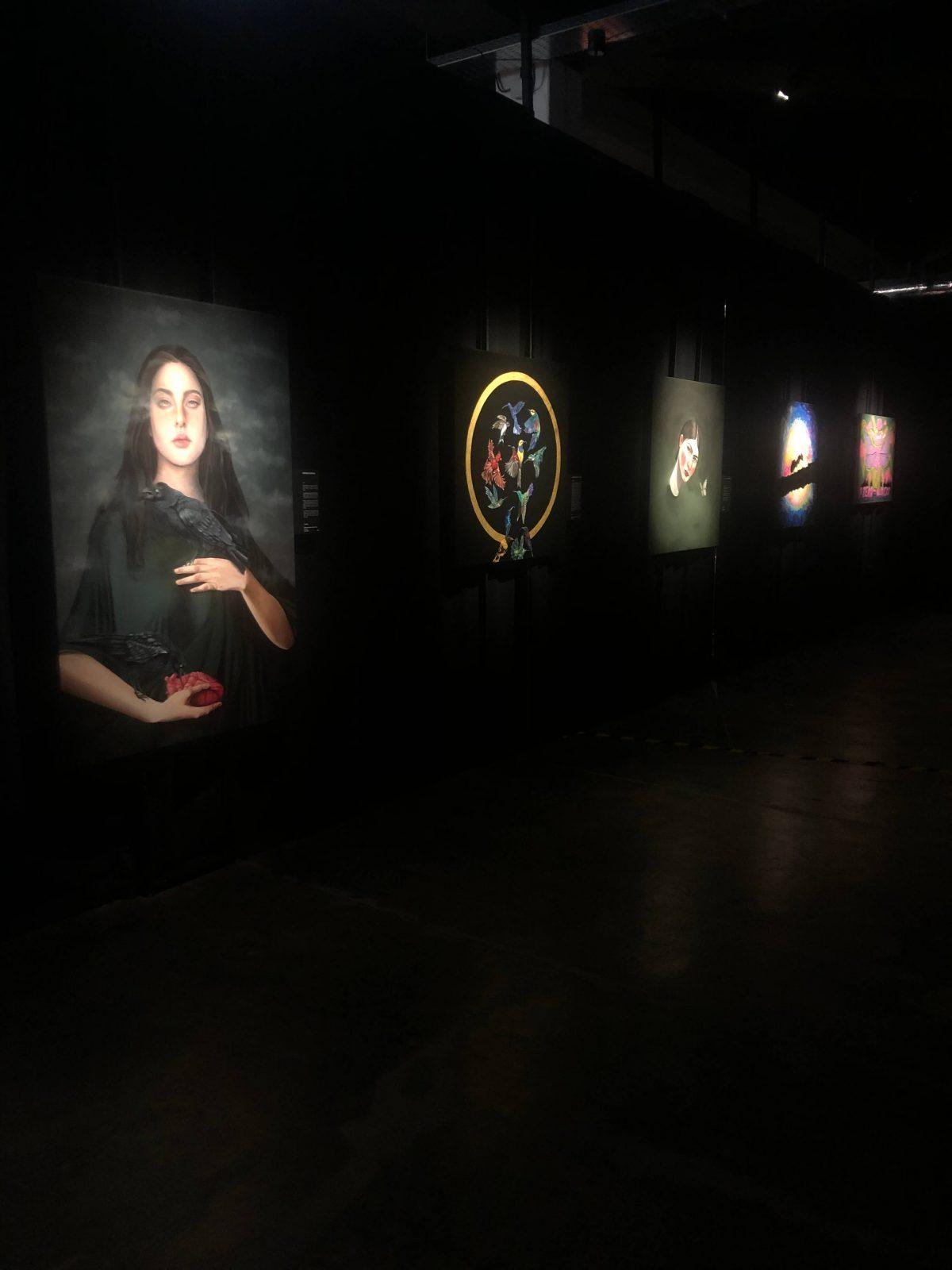 BAM Because art matters exhibition